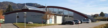 Ansicht Freizeithalle Bad Mitterndorf